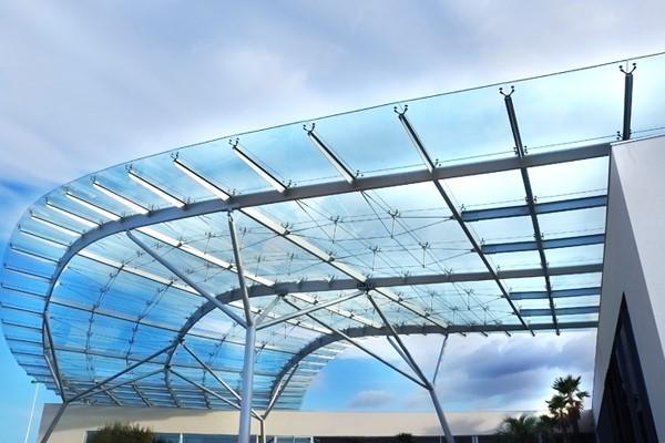 نمای اسپایدر، نمایی مدرن برای ساختمانی مدرن