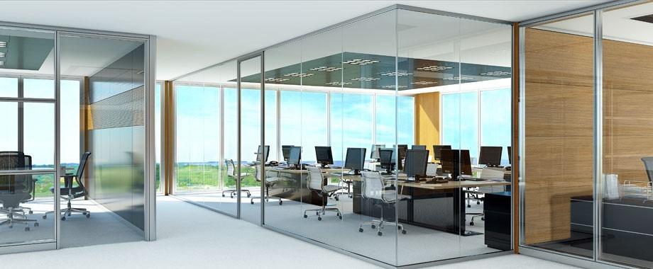 پارتیشن شیشه ای ، تجربه ای جدید و زیبا از دکوراسیونی مدرن