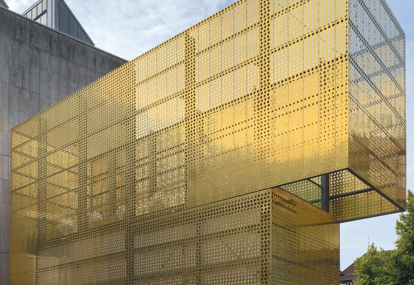 پانچ متال نمای متفاوت ساختمان شما
