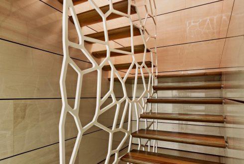 Balustrade ، نرده ای با طراحی ویژه