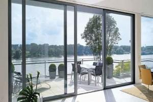 پنجره آلومینیومی چرا در ساختمان ها استفاده می شود؟