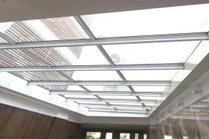 زیبایی های خانه خود را با سقف شیشه ای چند برابر کنید