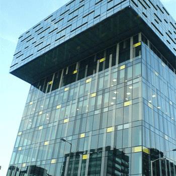 مزایای نمای شیشه ای ، نمایی مدرن و لوکس