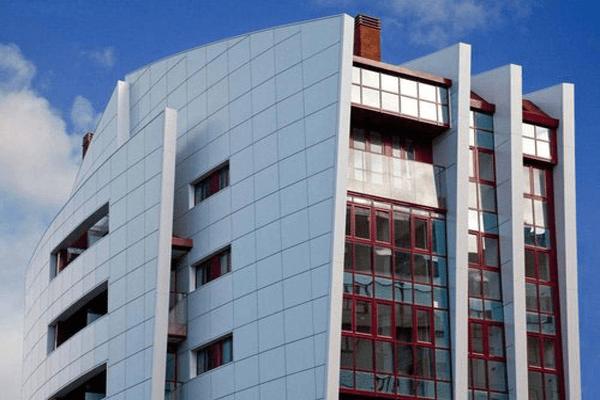 اجرای نمای کامپوزیت تاثیر بسیار زیادی در زیبایی ساختمان دارد