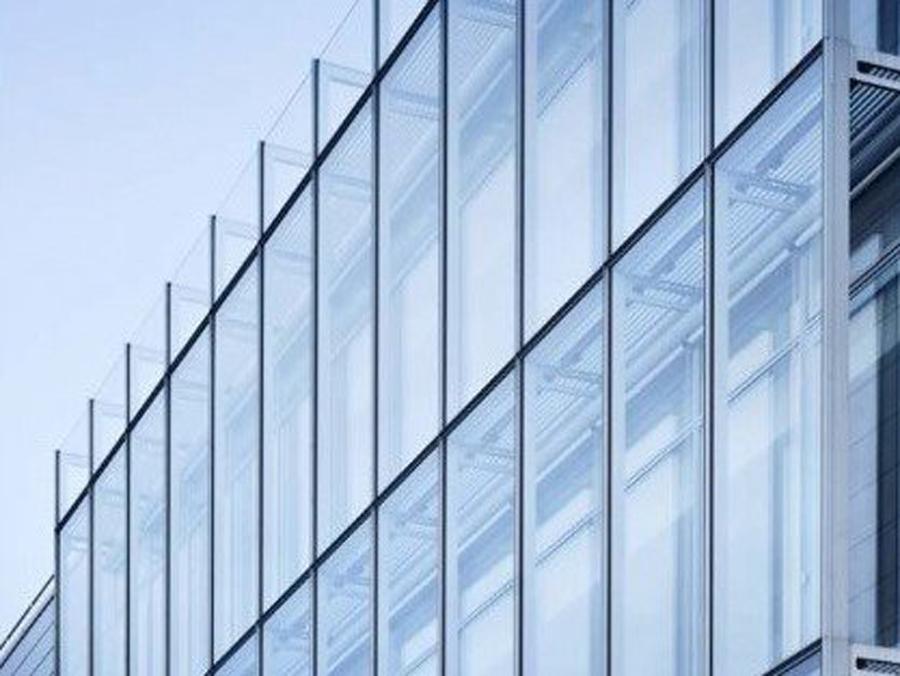 انواع پنجره و درهای شیشه ای -نمای لامل - نمای کرتین وال - نمای شیشه ای - قیمت کرتین وال