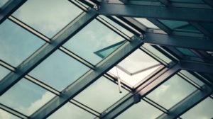 انواع سقف شیشه ای