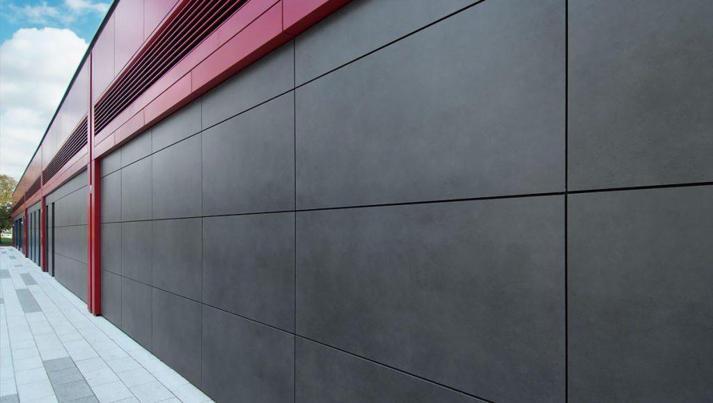 مزایای استفاده از سرامیک خشک نمای ساختمان