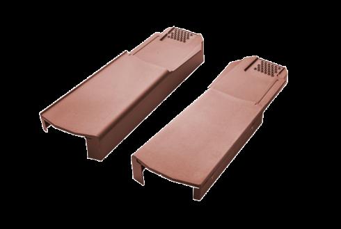 کلیپس نمای خشک در روش نصب نمایان - سیستم نمای خشک - سرامیک خشک
