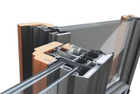 پنجره های آلومینیوم ترمال بریک و غیر ترمال بریک