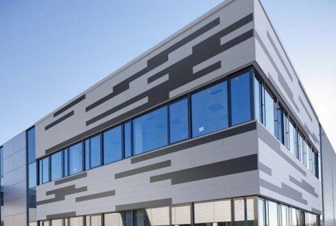 معرفی چهار سیستم نمای ساختمان تجاری مدرن