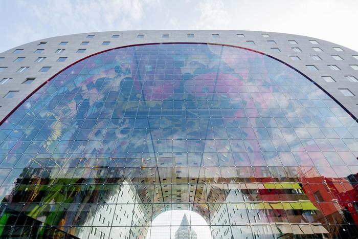 شبکه کابلی - انواع نماهای شیشه ای