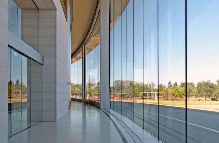 انواع شیشه قابل استفاده در نما