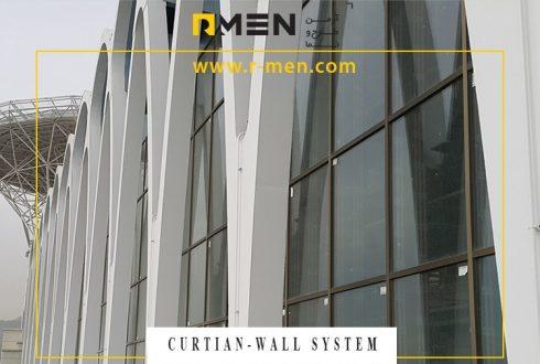 آرمن طرح و نما مجری انواع سیستم های نمای ساختمان